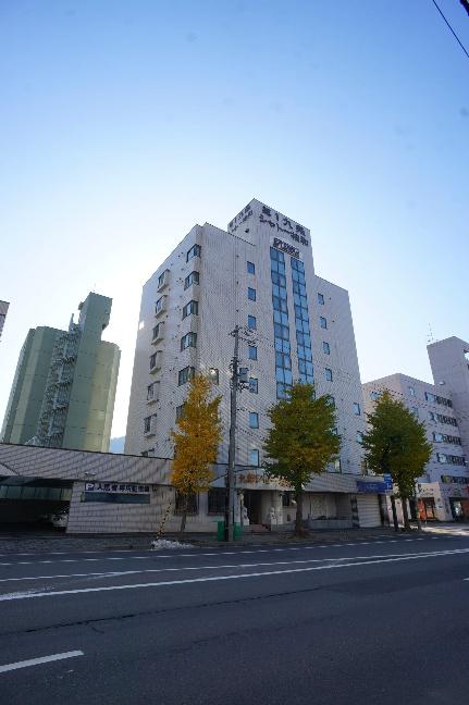 北海道札幌市中央区南九条西17丁目の賃貸マンションの外観