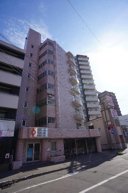 OMレジデンス円山(旧シティハイム5)[7階]の外観