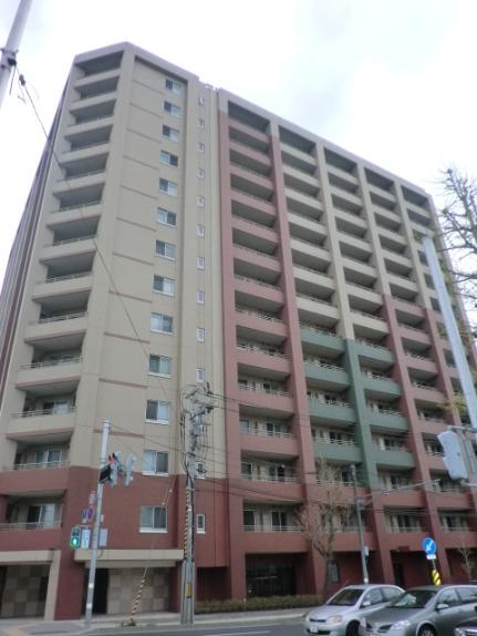 パークアクシス札幌植物園前 14階の外観