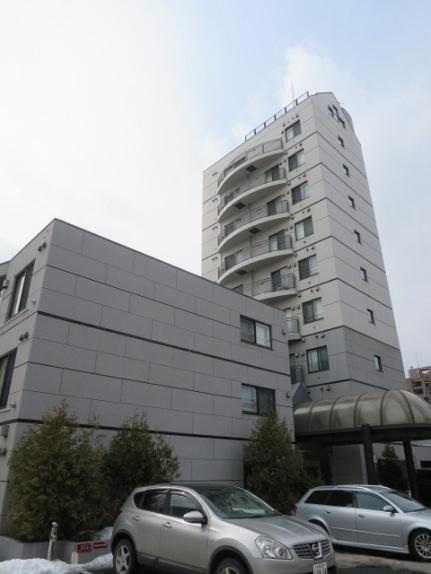 ラベニール伏見[7階]の外観
