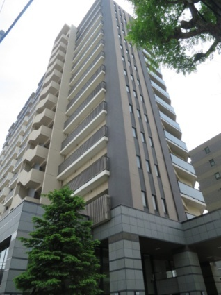 クリオ札幌北1条[302号室]の外観