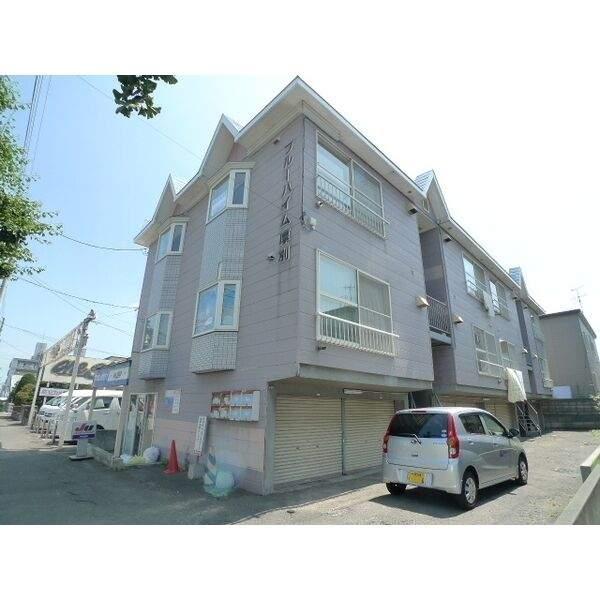 北海道札幌市厚別区厚別西二条5丁目