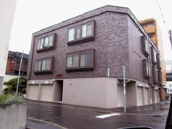第36森宅建マンション[2階]の外観