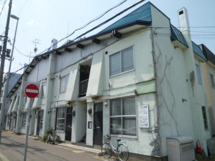 ふじ井MS[2階]の外観