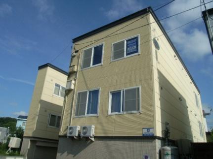 清田レモンハイツI[2階]の外観