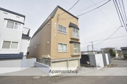 清田6ー2コーポ[2階]の外観