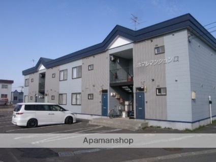 ホマレマンションD[102号室]の外観