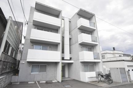 レガーロ福住[2階]の外観