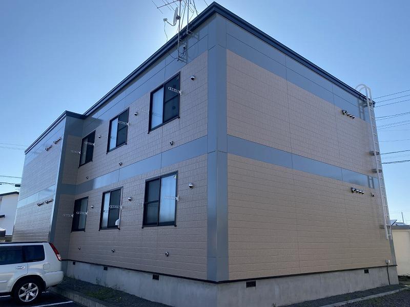 北海道函館市昭和町