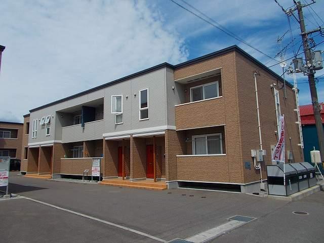 北海道函館市亀田町