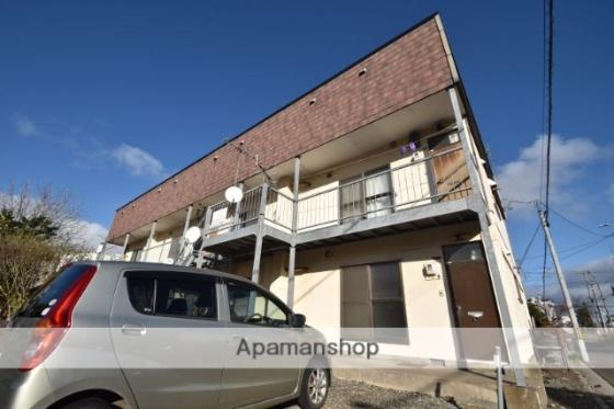 北海道函館市湯浜町の賃貸アパートの外観