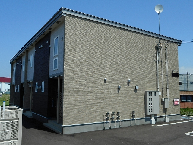 北海道函館市亀田本町