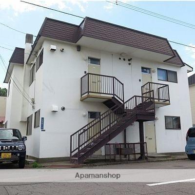 石高アパート[2F右号室]の外観