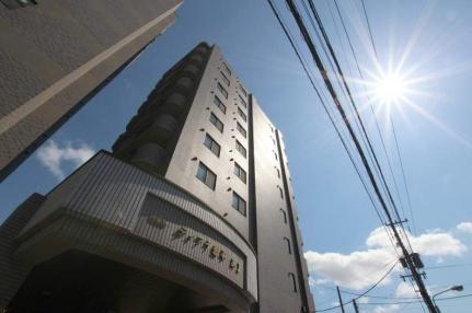 北海道札幌市豊平区豊平四条9丁目の賃貸マンションの外観