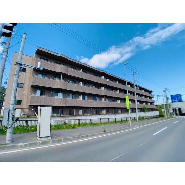 北海道札幌市厚別区厚別町上野幌