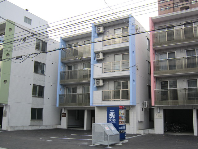 北海道札幌市豊平区平岸二条9丁目