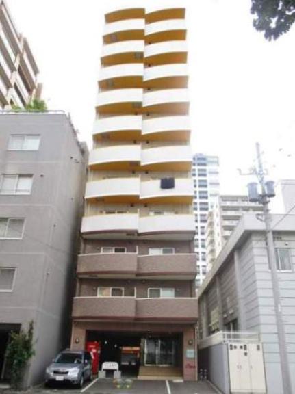 プルミエール札幌[00501号室]の外観
