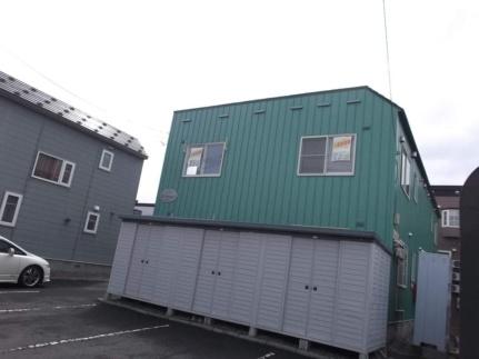 ケイズハウス[1階]の外観