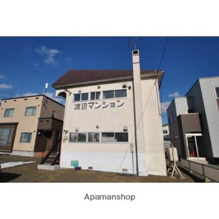 渡辺マンション(鳥取北)[201号室]の外観