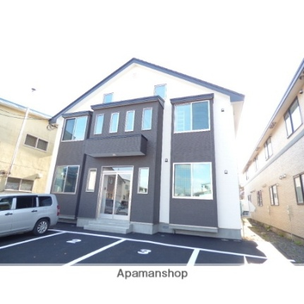 仮)新釧路町5番AP[2階]の外観