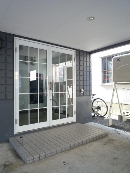 北海道札幌市中央区南七条西13丁目の賃貸マンションの外観