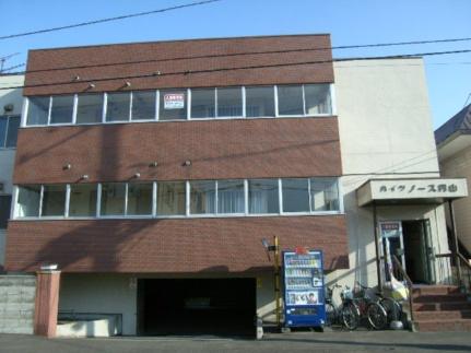 ハイツノース円山[2階]の外観