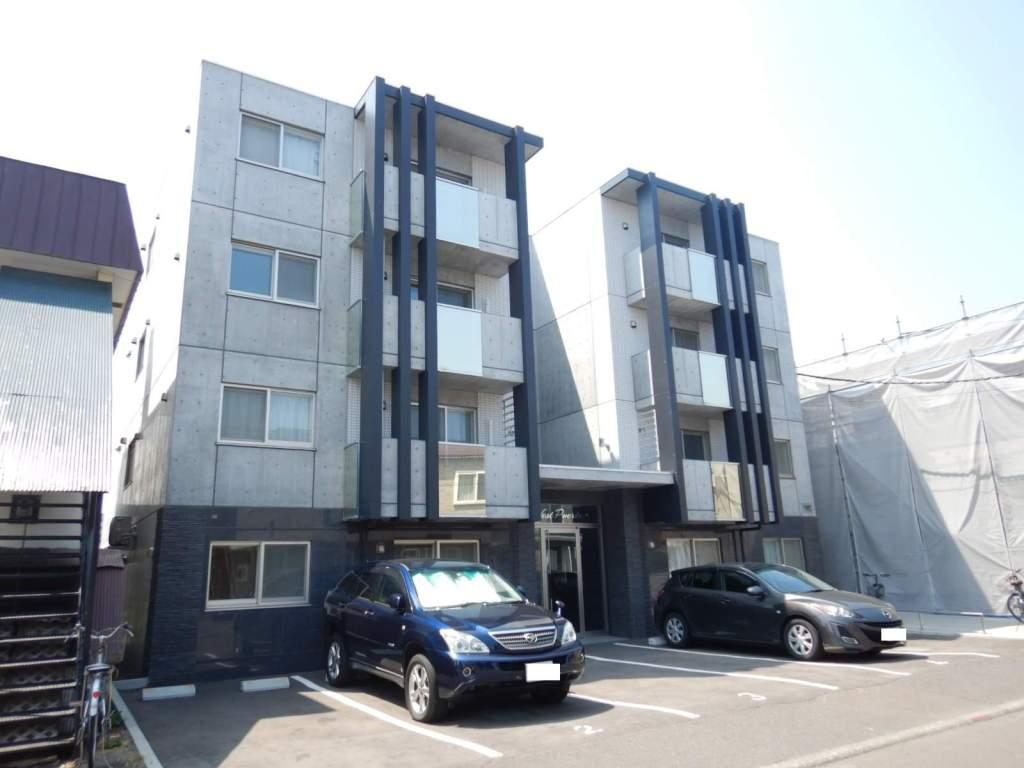 北海道札幌市西区八軒三条西2丁目
