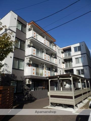 北海道札幌市中央区南十一条西22丁目の賃貸マンションの外観