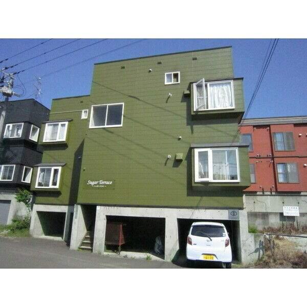北海道江別市文京台