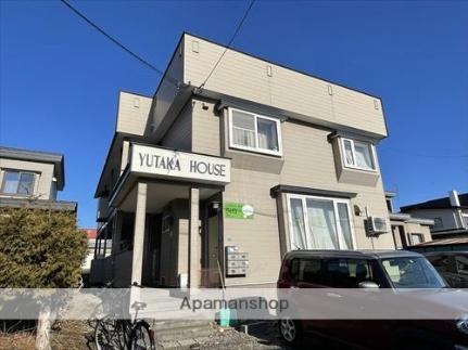 YUTAKA HOUSE[2階]の外観