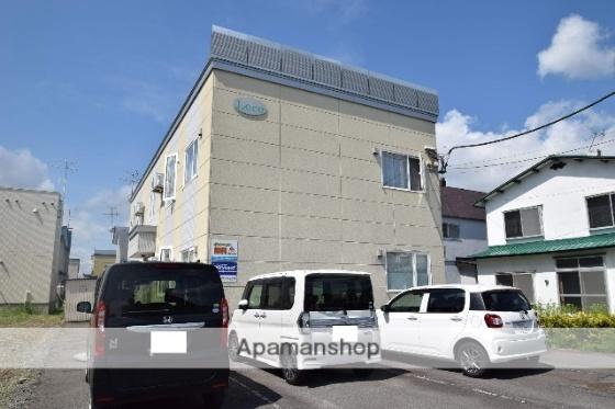 北海道旭川市春光七条8丁目の賃貸アパートの外観