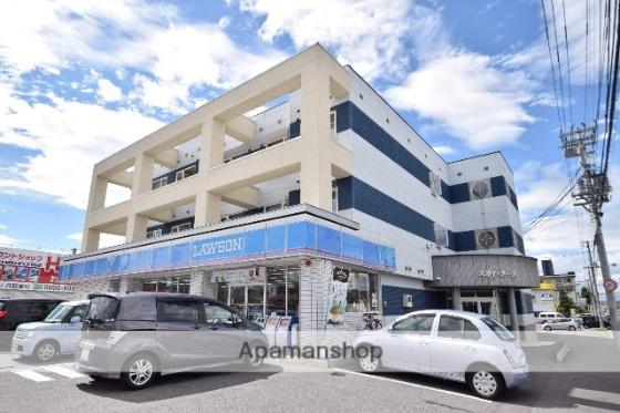 北海道旭川市永山二条2丁目の賃貸マンションの外観