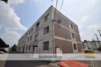 北海道旭川市川端町六条9丁目の賃貸マンションの外観