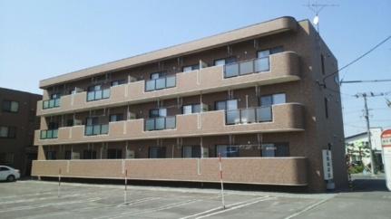 ベルグランデB[2階]の外観