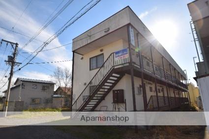 北海道旭川市大町一条1丁目の賃貸アパートの外観