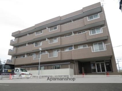 北海道札幌市北区屯田六条6丁目の賃貸マンションの外観