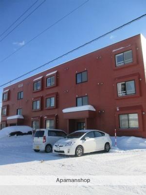 北海道札幌市北区屯田三条6丁目の賃貸マンションの外観