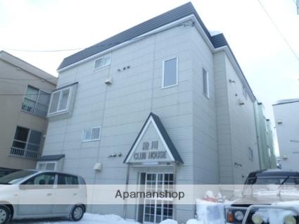 澄川クラブハウス[101号室]の外観
