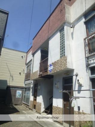 北海道札幌市白石区中央一条7丁目の賃貸アパートの外観