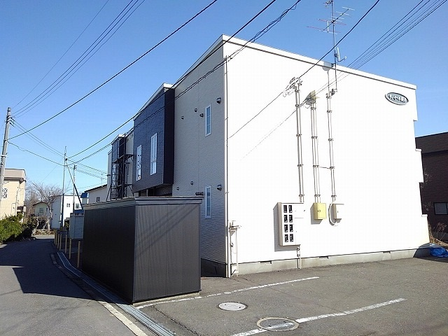 青森県青森市大字筒井字桜川