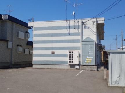 レオパレス金属町[203号室]の外観