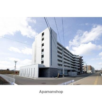 コンフォートEXE新田ステーション[511号室]の外観