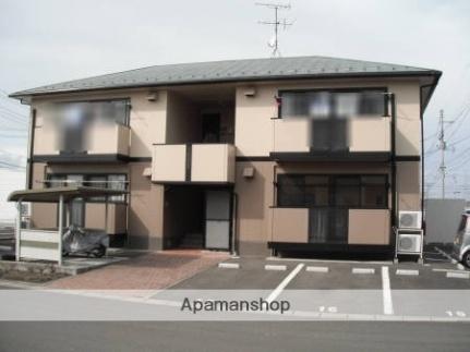 クレセントガーデンⅢ[101号室]の外観