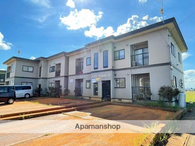 秋田県横手市三本柳字街道上