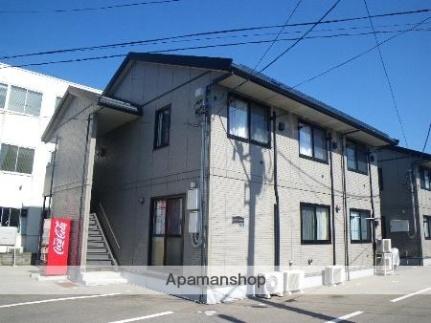 ボーデングハウス手形 A[2階]の外観