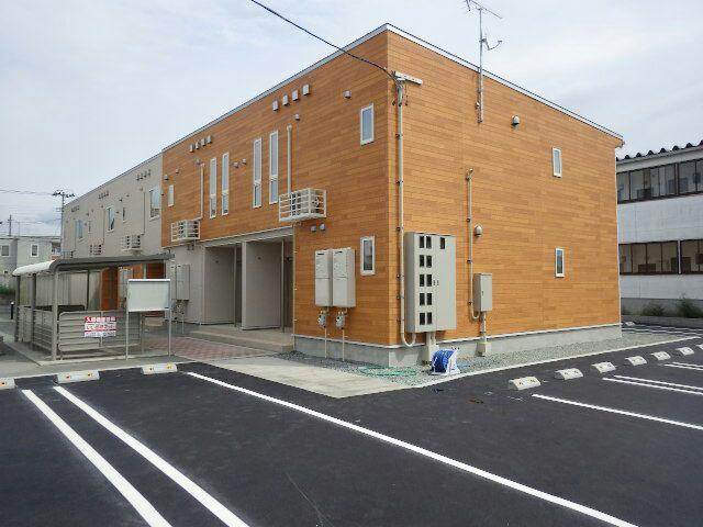 福島県喜多方市関柴町上高額字北町