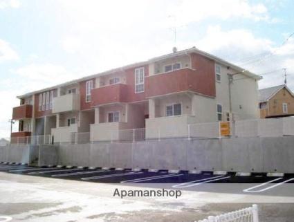 フレッシュガーデンオオクラ B[1階]の外観