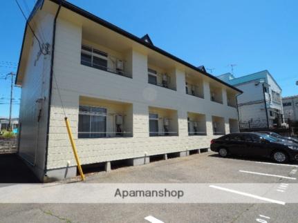 オリーブハウスA棟[A-201号室]の外観