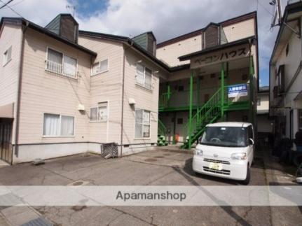 ベーコンハウス(1階)[1-5号室]の外観