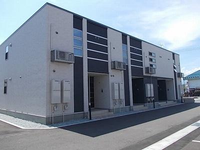 ステラ・メゾン B棟[2階]の外観